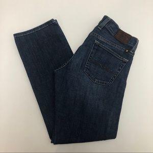 Lucky Brand Sienna Tomboy Crop Jeans  Size 4/27